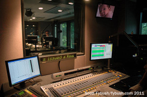 KDKA control room
