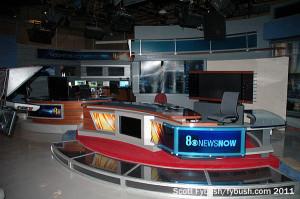 The KLAS studio