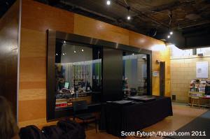 The SLB studios
