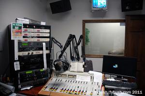 WVNI's studio