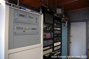 WBWB's transmitter