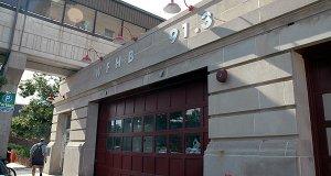 WFHB's firehouse