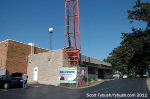 WFIE's building