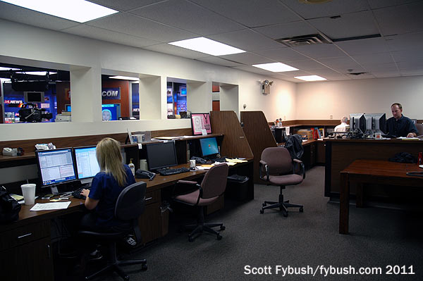 Site Of The Week 10 25 2013 Evansville Indiana TV Stations 2011