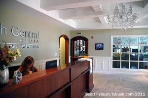 South Central's lobby