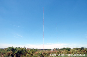 WSON's transmitter site