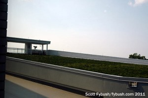 ...and green roof