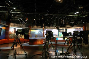 The new WHIO-TV studio
