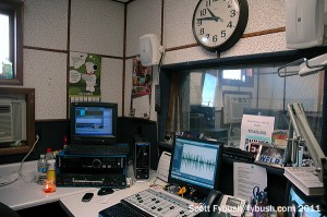 WFLR newsroom