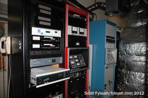 KKLA's transmitters
