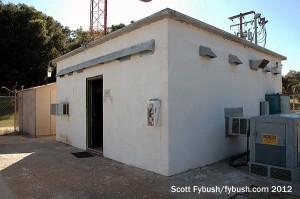 KHAY's transmitter building