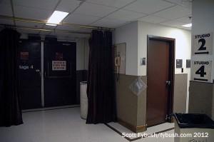 Door to Studio 2