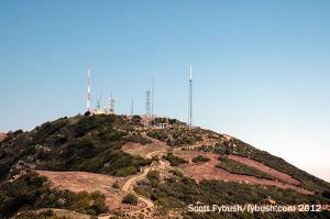 Approaching Broadcast Peak