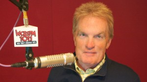 Scott Shannon in his new home (photo: WCBS-FM)