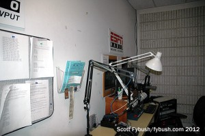 The WINE/WPUT studio
