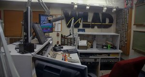 WLAD's air studio