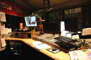 KSHE's studio