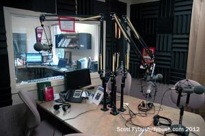 WLYV talk studio