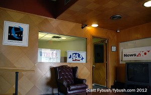 WTHI's lobby