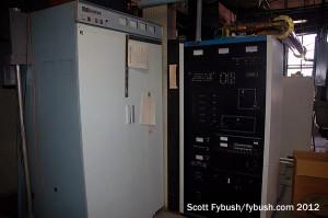 Old FM transmitters
