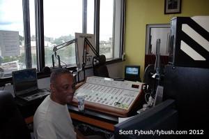 The WURD 900 studio