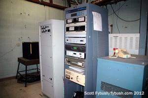 WERG's transmitter