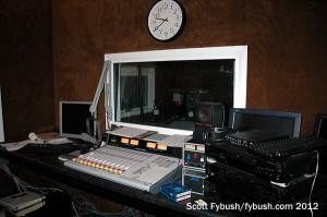 WPSE's studio