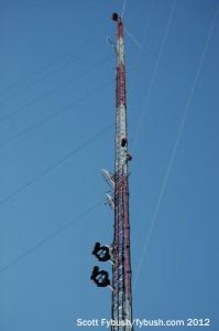 WRKT's tower