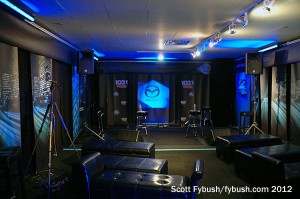 Clear Channel performance studio