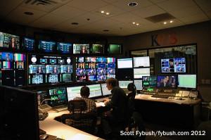 KPBS master control