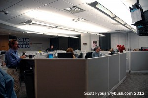 KRLD newsroom