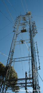 The KGTV aux tower