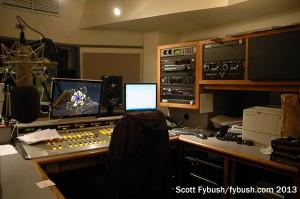 Prod room at SBS