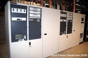 A WLVI transmitter