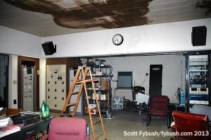 KELO(AM) transmitter room