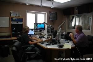 KELO 1320 studio