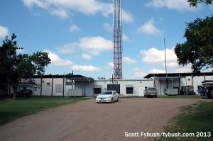 KELO-TV/KSFY transmitter building