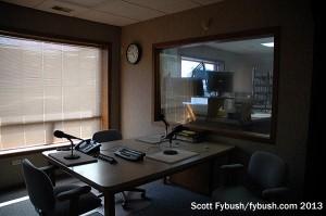 ...and talk studio