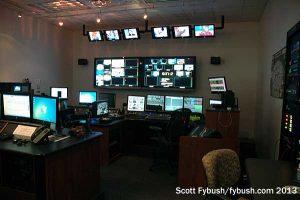 WBND control room