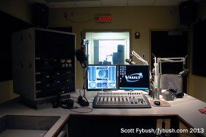 WICR studio