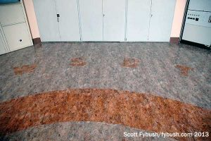 How cool is that floor?