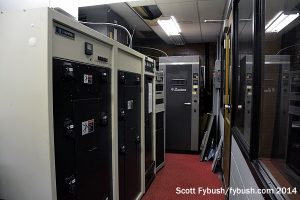 WGL's transmitter room