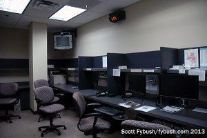 WRTI's newsroom