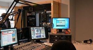 New main studio for WVBR