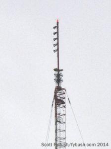 WXPN's new antenna