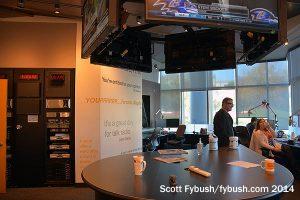 AM640 newsroom