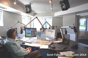 CFZM 740's studio