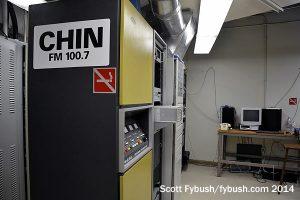 CHIN-FM 100.7