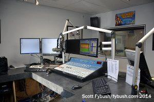 WAYV's studio