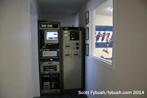 WIRY transmitter